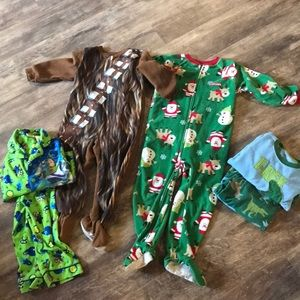 Other - Boys 3t pajama lot winter